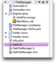 File Manager Control